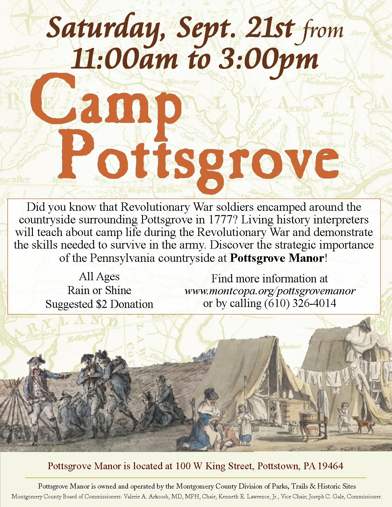 Camp Pottsgrove